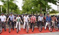 푸른화성지키기 자전거대행진