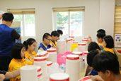 청소년여름방학프로그램 지역사회 장애인 일손돕기