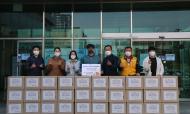 한국3M 취약계층 식품키트 지원사업